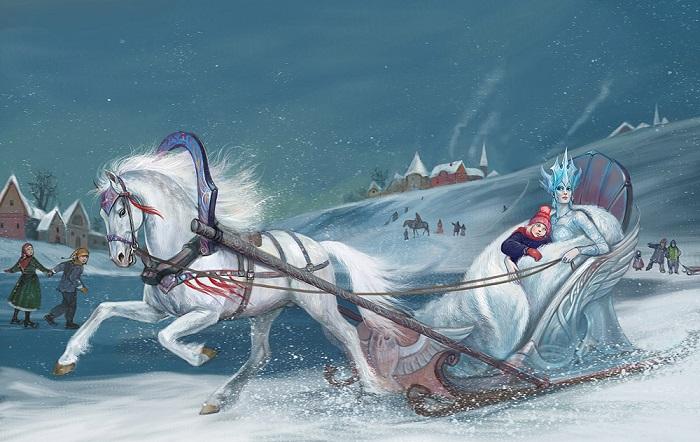 Bà chúa tuyết