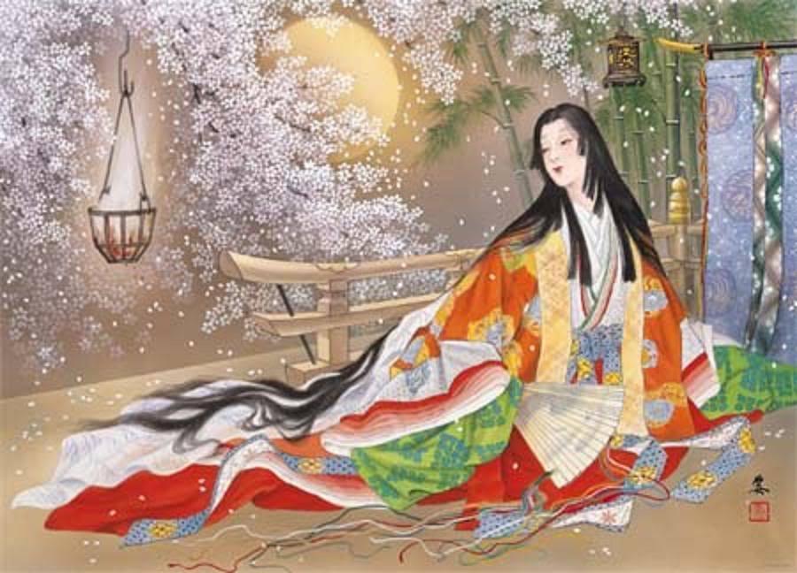 Kaguya Hime - Nàng công chúa trong ống tre