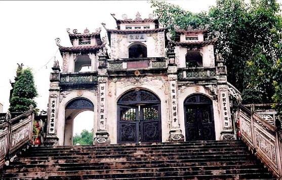 Sự tích đền Bà Chúa Kho ở Bắc Ninh
