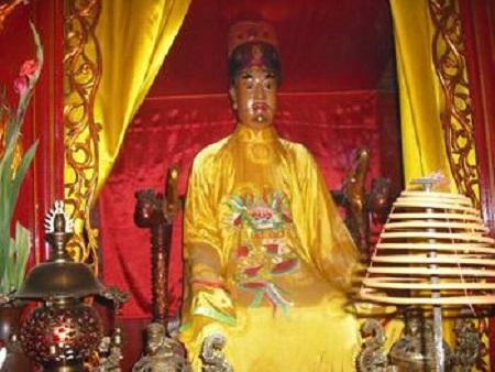 Uy Linh Vương Lý Nhật Quang
