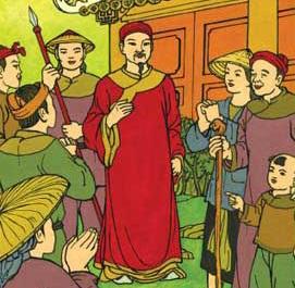 Truyện xử kiện của tri huyện Nguyễn Danh Cử