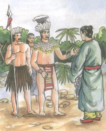 Sơn Công, Thủy Công và 18 vị tinh quân ở Đằng Xá