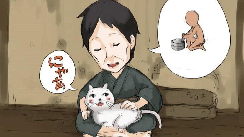 Truyện cổ tích Cô vợ mèo
