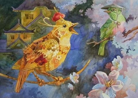 Con chim kỳ lạ