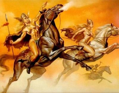 Người Valkyrio và người Elves