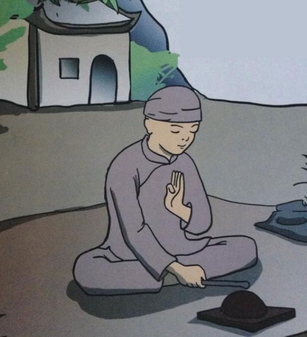 Sự tích ông bình vôi