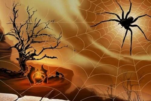 Truyện nhện làm bộ hạ thần Bếp