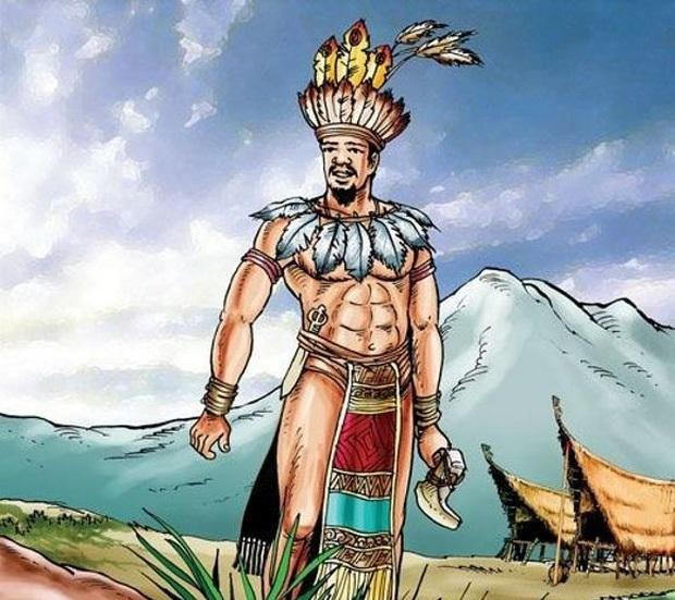 Kinh Dương Vương và Lạc Long Quân