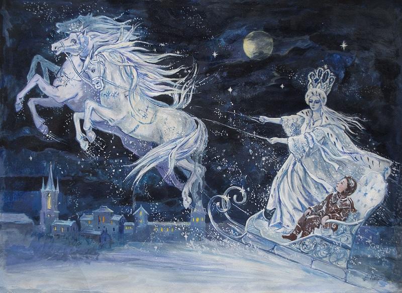 Bà chúa Tuyết - Phần 2