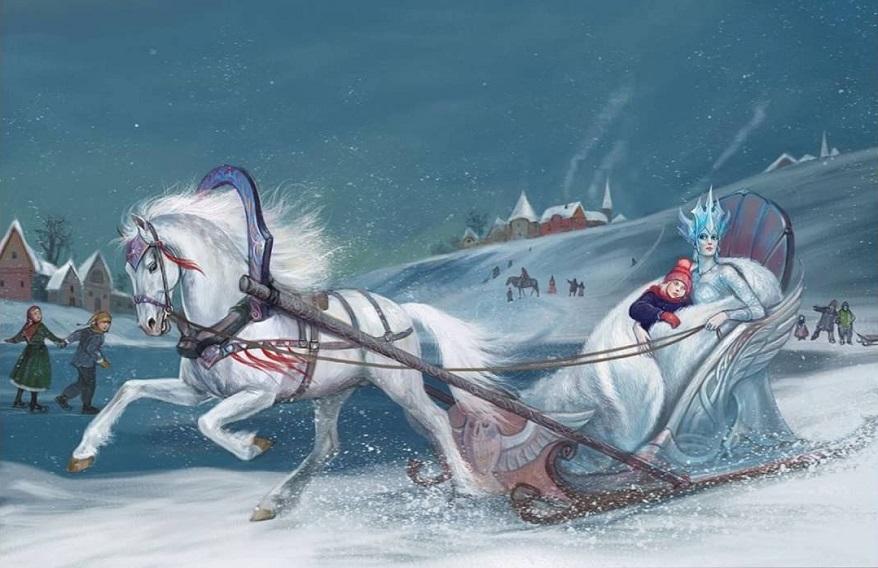 Bà chúa Tuyết - Phần 1
