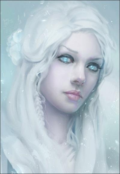 Nữ thần băng giá - Phần 14