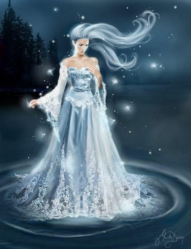 Nữ thần băng giá - Phần 5