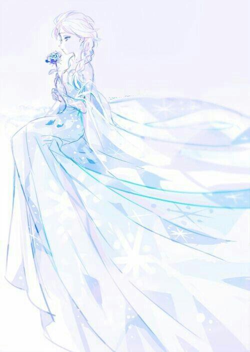 Nữ thần băng giá - Phần 2