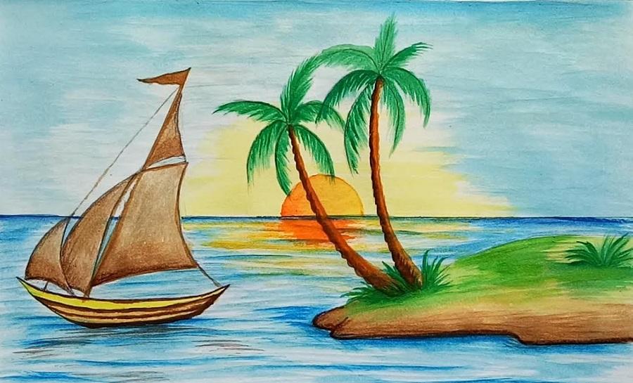 Sự tích cây dừa