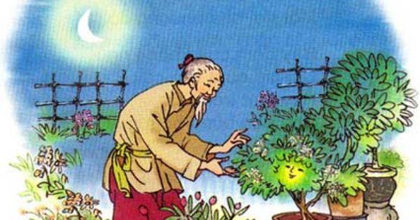 Sự tích hoa dạ lan hương