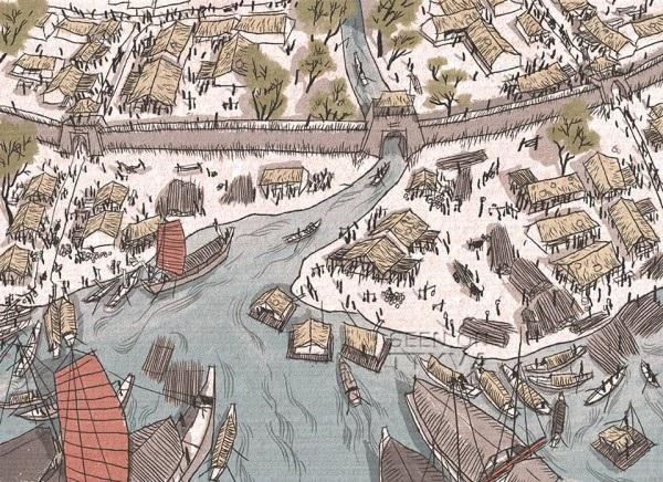 Sự tích sông Tô Lịch