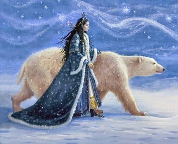 Nữ thần băng giá - Phần 4