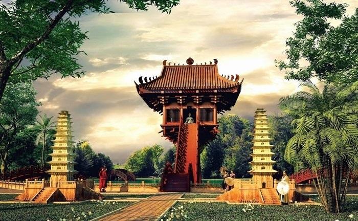 Sự tích chùa Một cột