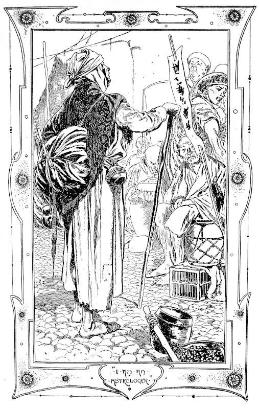 Chương 24: Hoàng tử Camaralzaman từ ngày xa cách công chúa Badoure