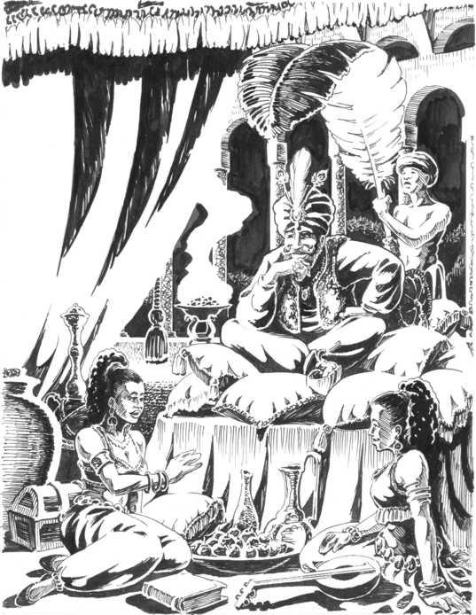 Chương 6: Ông vua trẻ của đất nước những hòn đảo đen