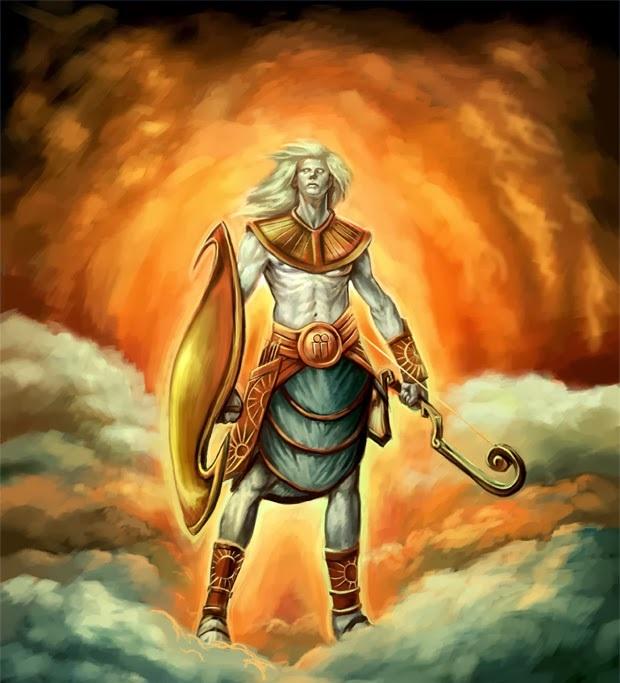 Thần Apollon