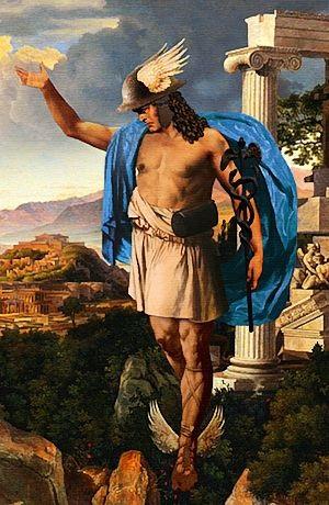 Thần Hermès