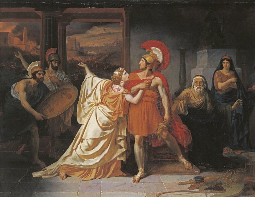 Người anh hùng Méléagre