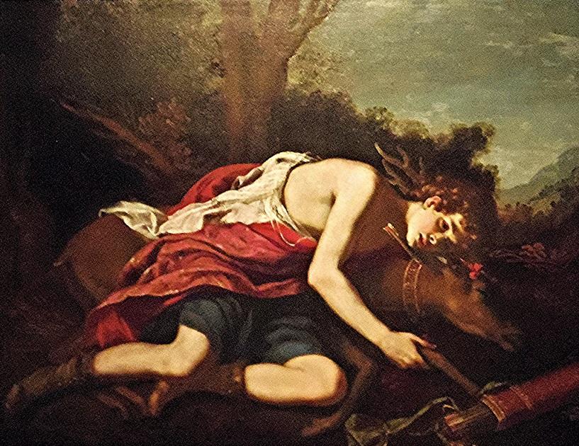 Nỗi buồn của chàng Cyparissos