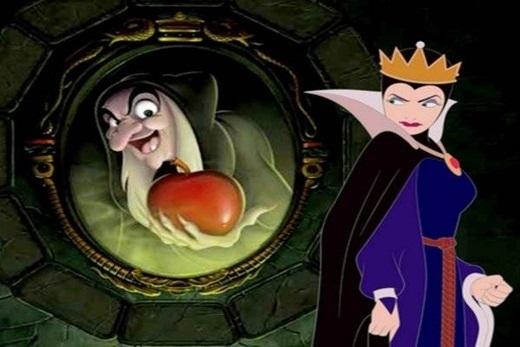 Hoàng hậu phù thủy