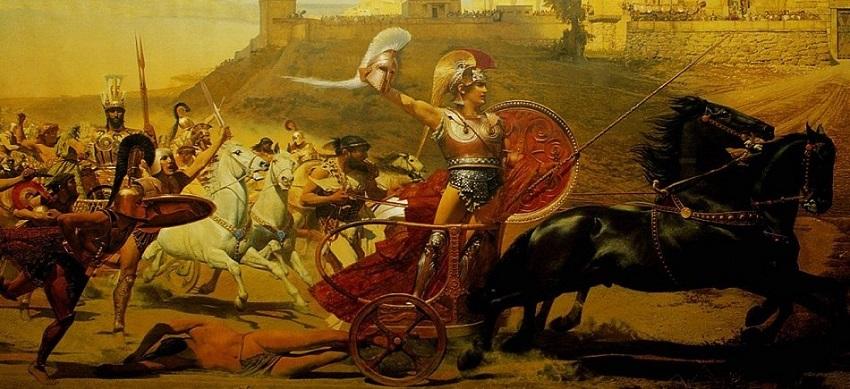 Nguồn gốc của cuộc Chiến tranh thành Troie