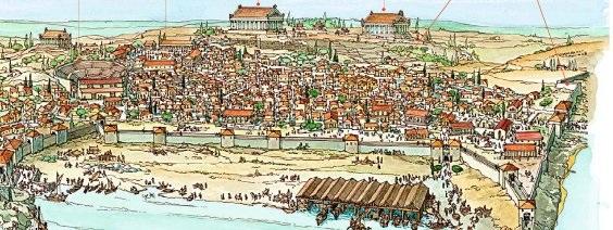 Quân Troie tiến công thắng lợi tràn vào doanh trại quân Hy Lạp, thọc sâu vào khu vực chiến thuyền