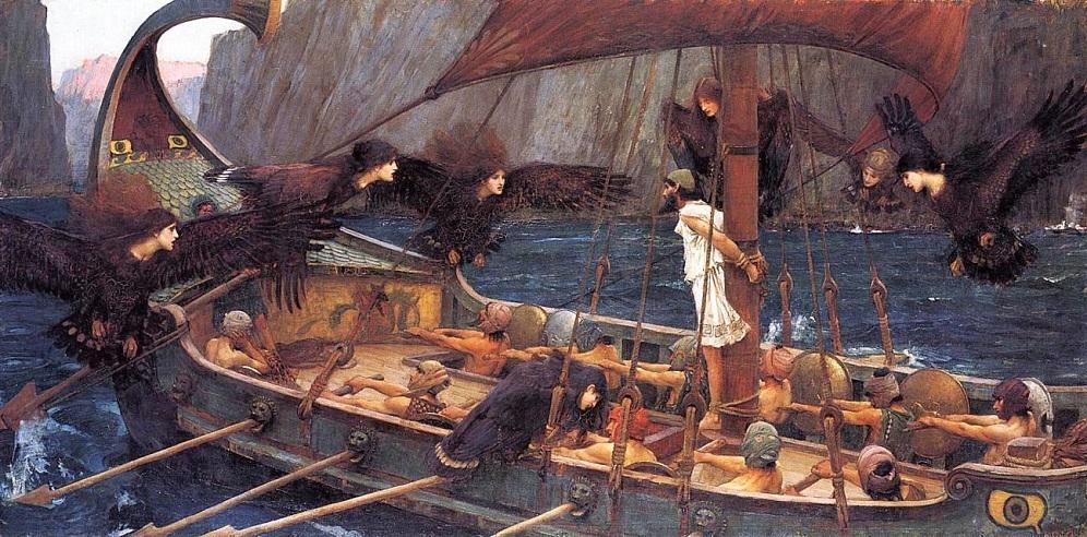 Hành trình trở về của Ulysse