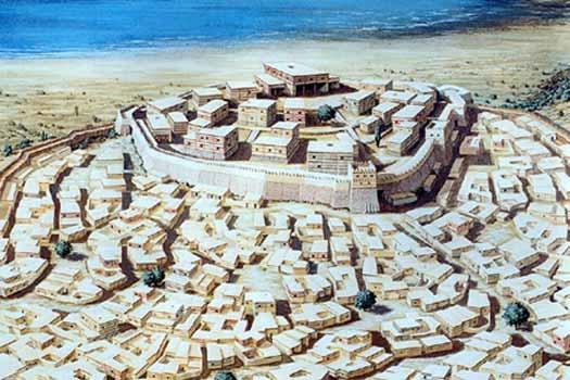 Truyền thuyết về thành Troie