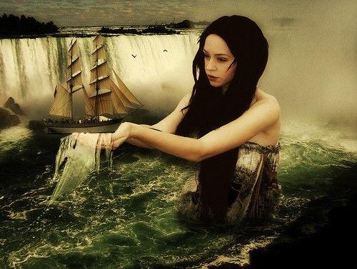 Ulysse thoát khỏi sự giam cầm của tiên nữ Calypso