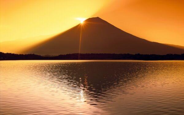 Núi Mặt Trời