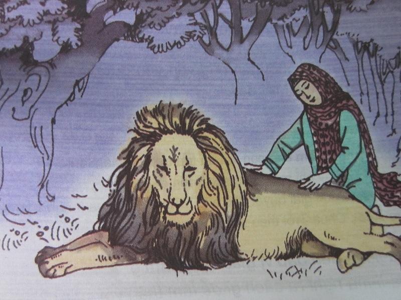 Ba sợi lông sư tử