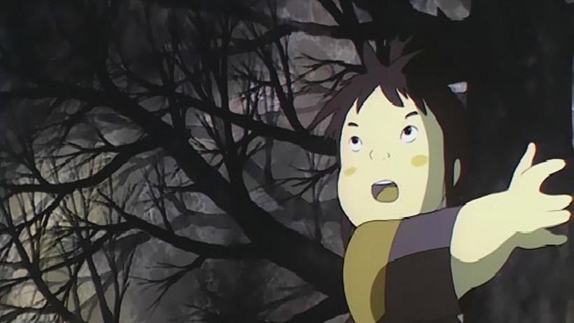 Cậu bé Taro Tengu