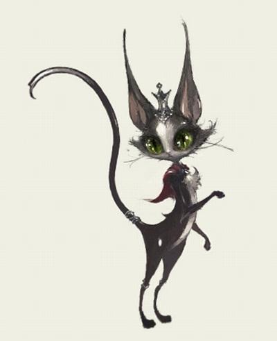 Con mèo và cái nắp bình bằng sắt
