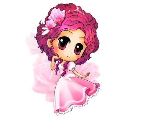 Công chúa Hoa Hồng