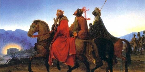 Nhà vua và ba bậc hiền triết - P2