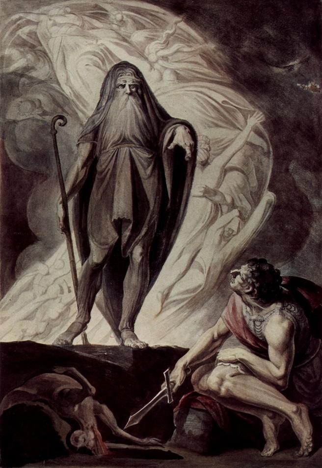 Chuyện Tiresias bị Hera trừng phạt