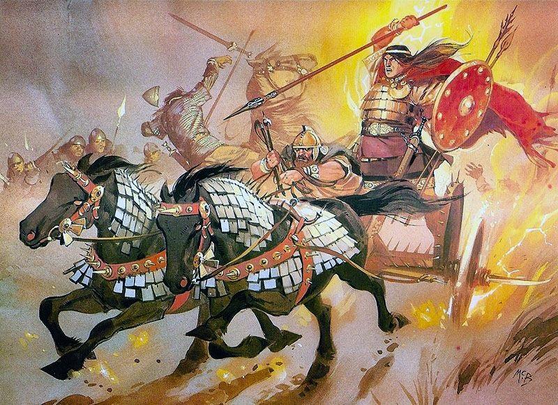 Cuộc đột kích gia súc của Cuailnge