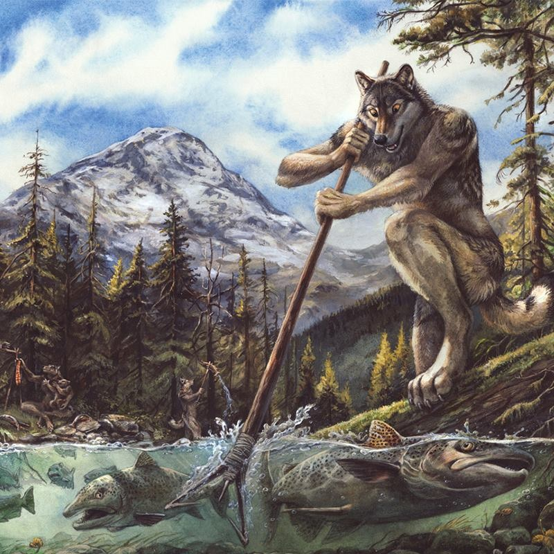 Người sói Wulver