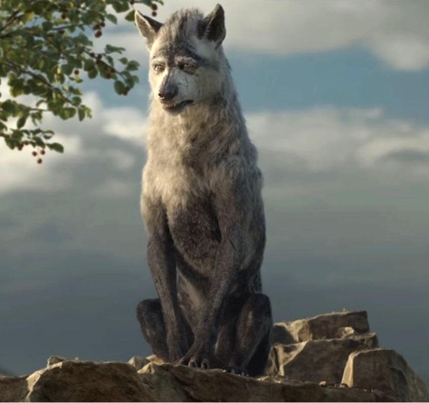 Sự tích con chó sói