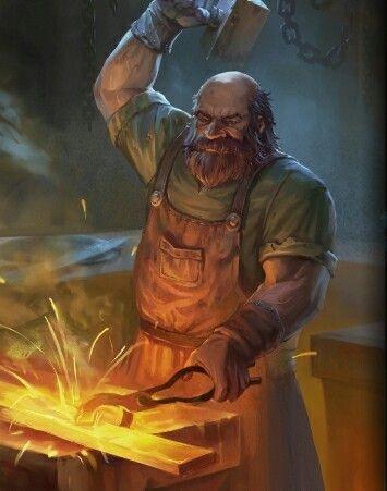 Thần thợ rèn Goibniu