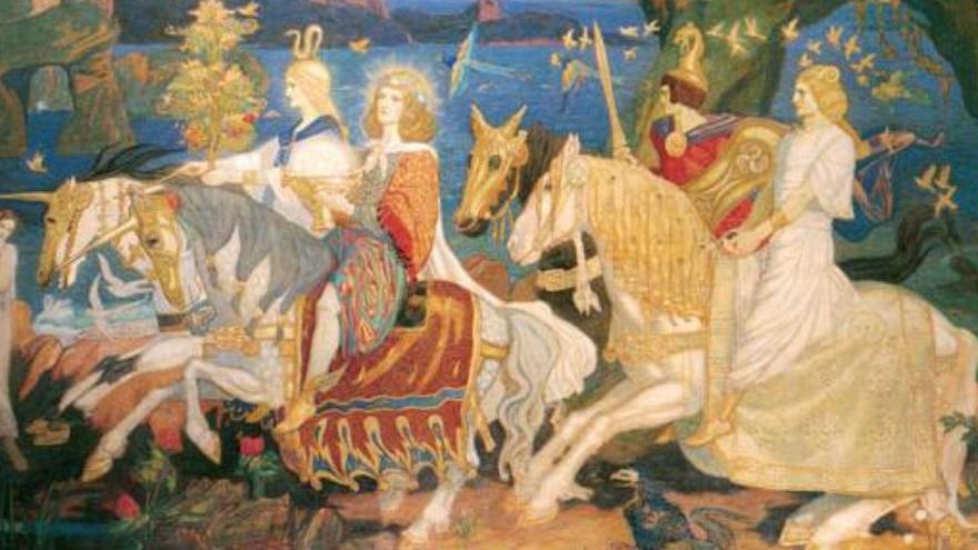 Các vị thần trong thần thoại Celtic
