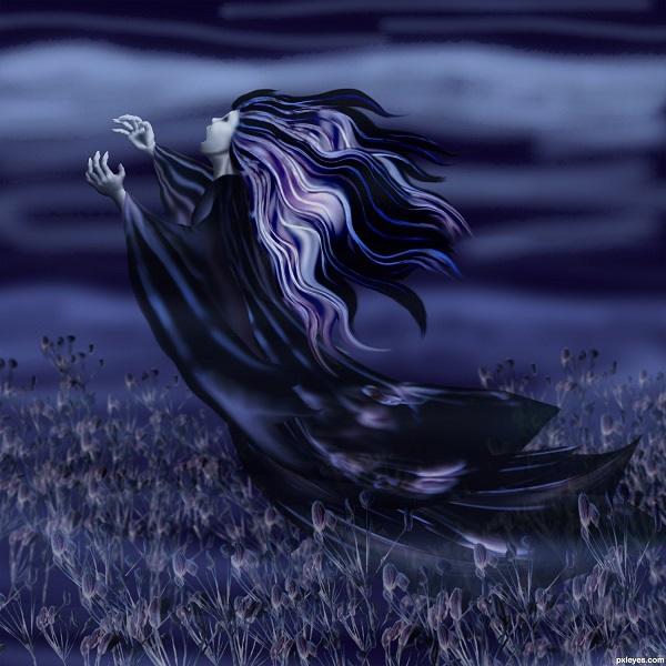 Những nữ thần báo tử Banshee