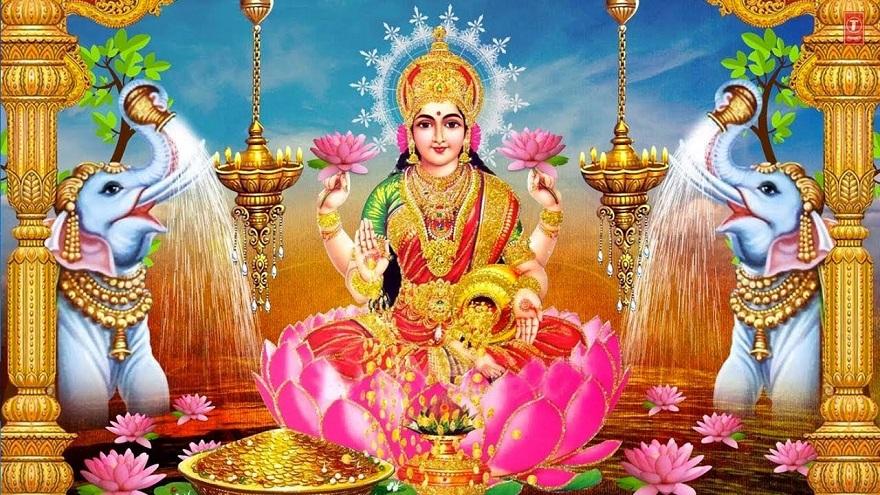 Lakshmi (Cát Tường Thiên Nữ)