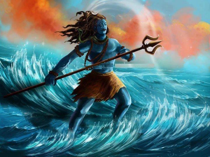 Hoàng đế Asura - Jalanghar - đứa con ngỗ ngược của Shiva