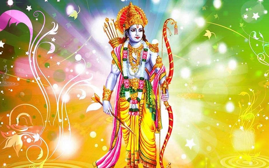 Rama và sử thi Hindu Ramayana